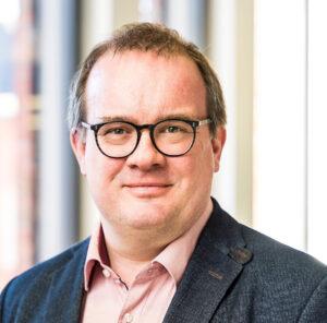 Foto Prof. Dr. Enno Stöver