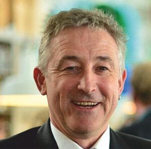 Foto Prof. Dr. Günther Gravel